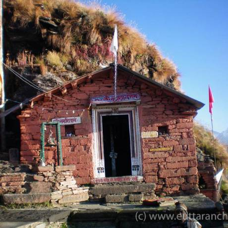 Rudranath Temple - a Famous Abode of Lord Shiva and part of Panch Kedar Dham