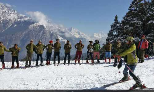 Auli Skiing - 5 Nights Super Saver Package