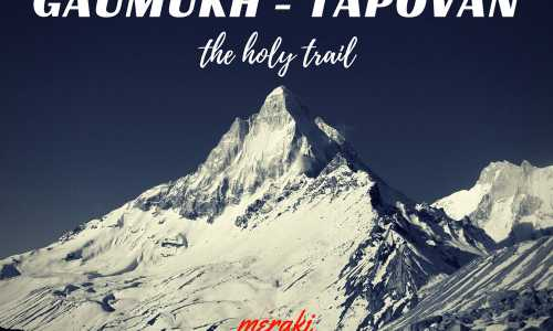 Gaumukh - Tapovan Trek Package
