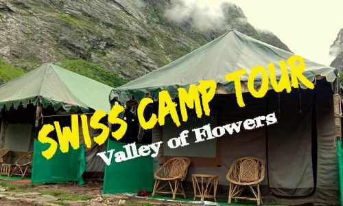Valley of Flowers Swiss Camps Tour Package ex-Govindghat