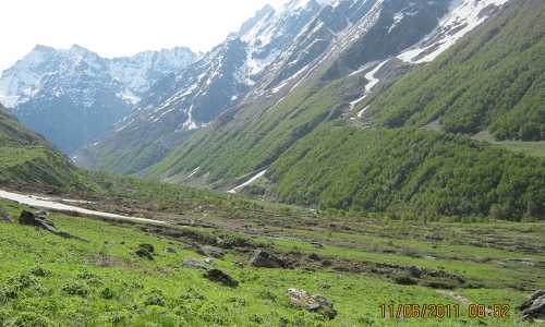 Valley of Flowers and Hemkund Sahib Luxury Tour Package (Ex-Haridwar)