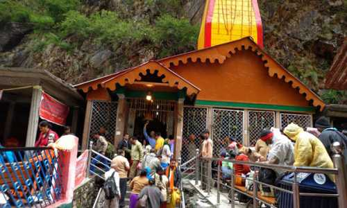 Yamunotri Dham Yatra by Helicopter From Dehradun