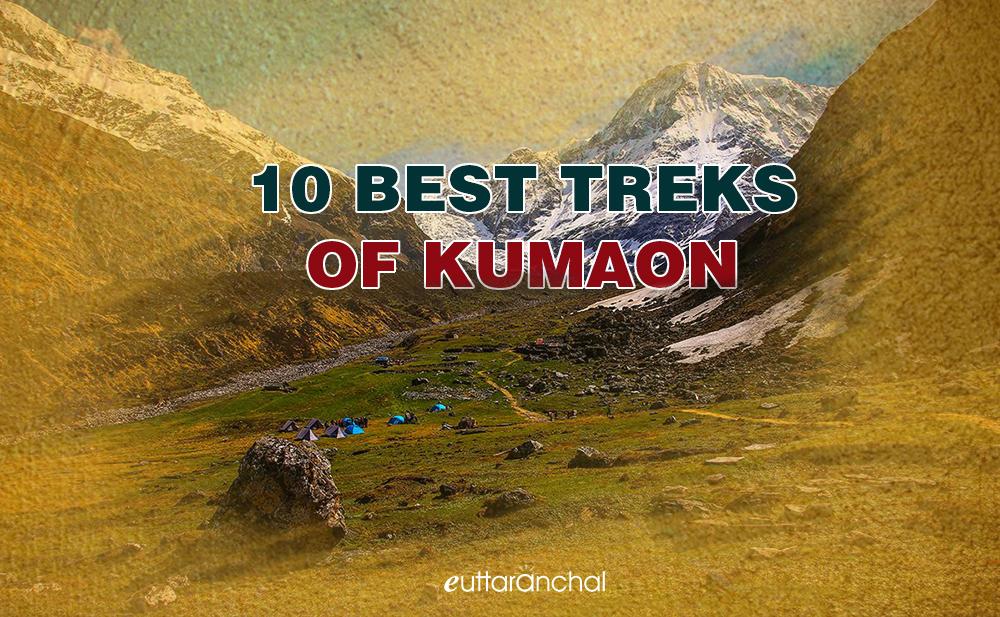 Top 10 Treks of Kumaon Himalayas