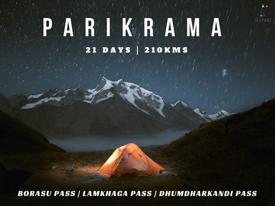 Swargarohini  Parikrama Trekking Expedition Photos