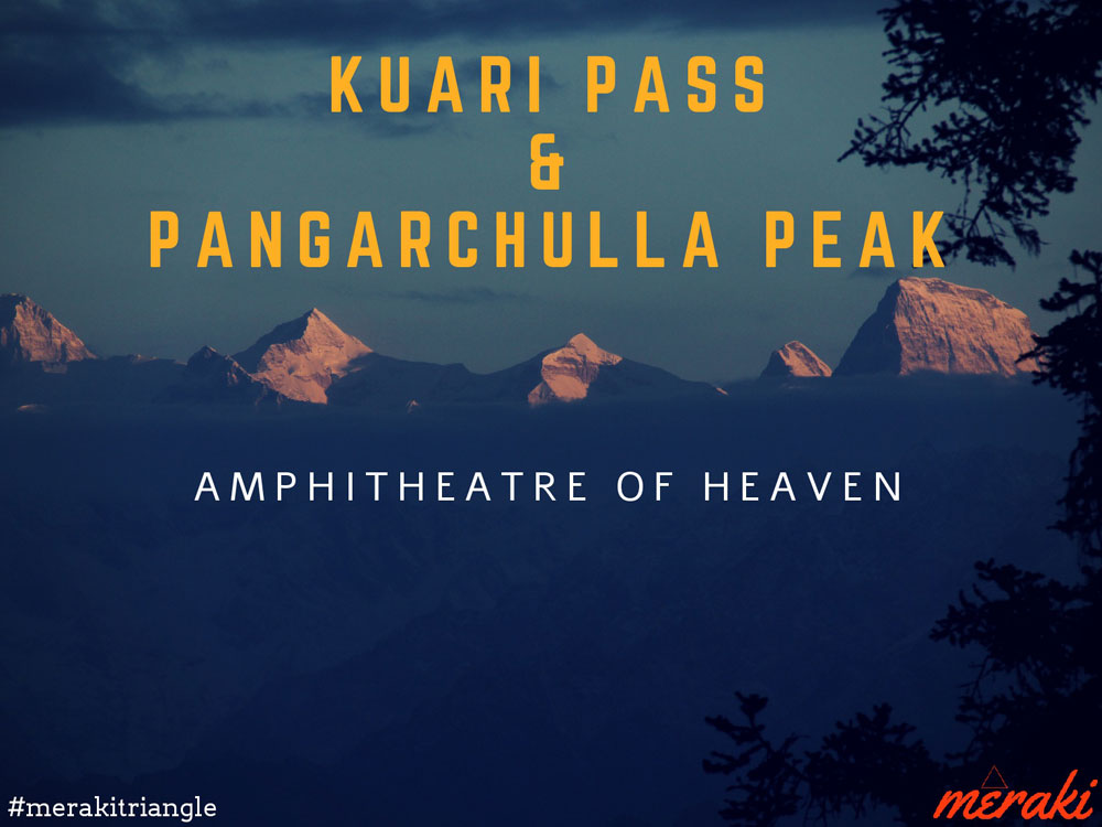 Kuari Pass with Pangarchulla Peak Trek ex-Joshimath Photos