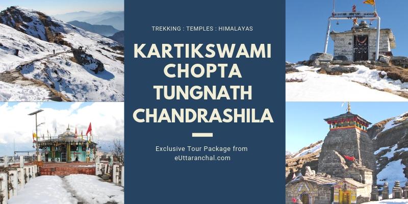 Kartik Swami with Chopta Tungnath Trek Tour Photos
