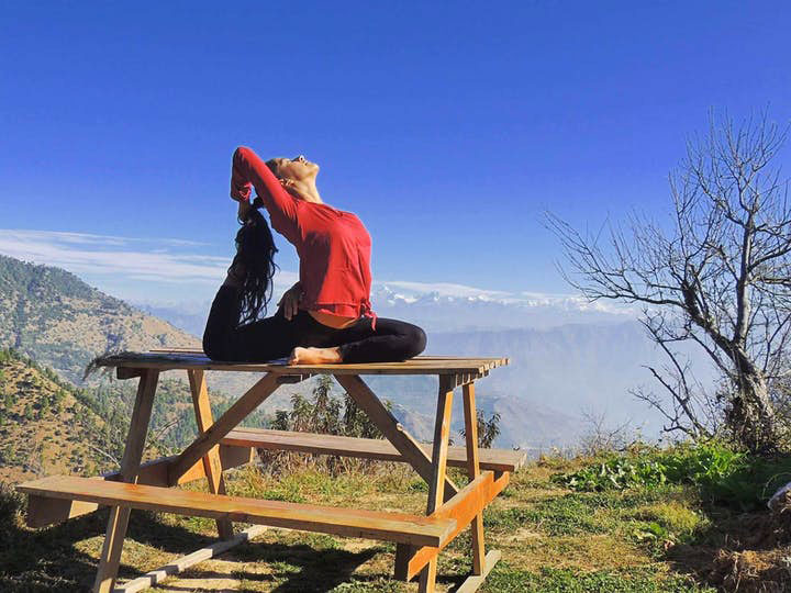 3 Days Yoga Retreat for Beginners near Rishikesh Photos