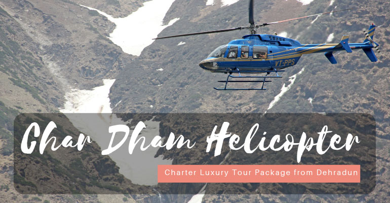 Char Dham Luxury Charter Helicopter Tour