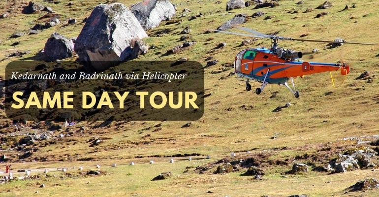 Same Day Do Dham Helicopter Tour Package ex-Dehradun Photos