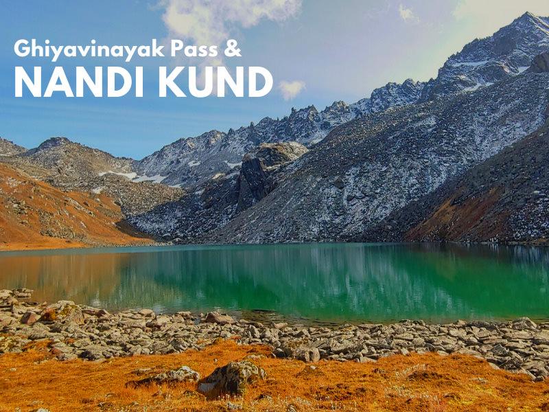 Nandi Kund - Ghiya Vinayak Pass Trek Photos