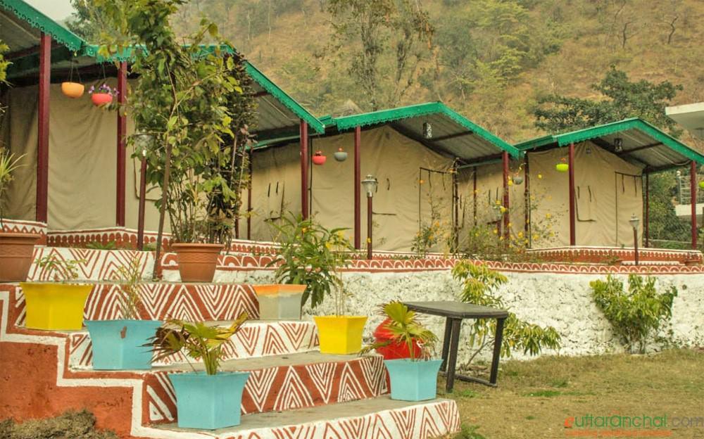 Rishikesh Sompho Jungle Camp Online Booking Photos
