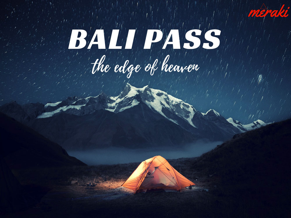 Bali Pass Fixed Departure Trekking Package Photos