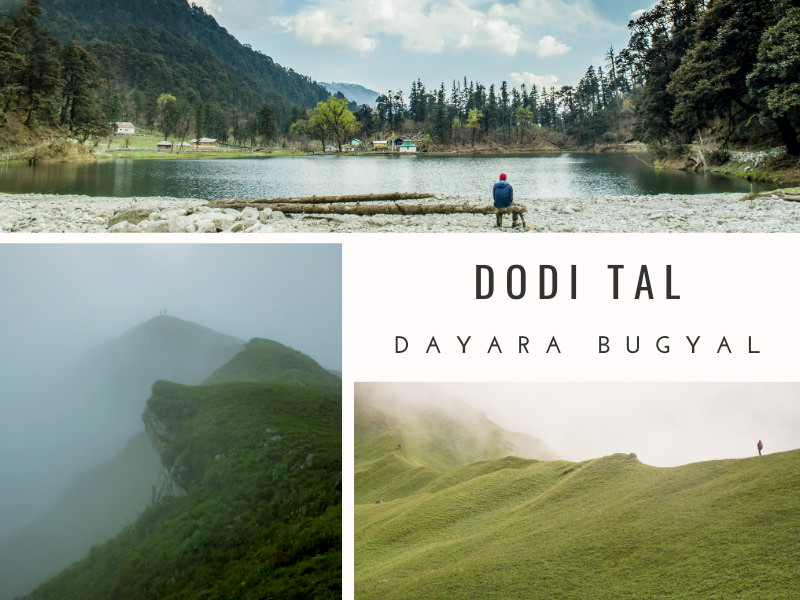 5 Nights Dayara Bugyal with DodiTal Trek Photos