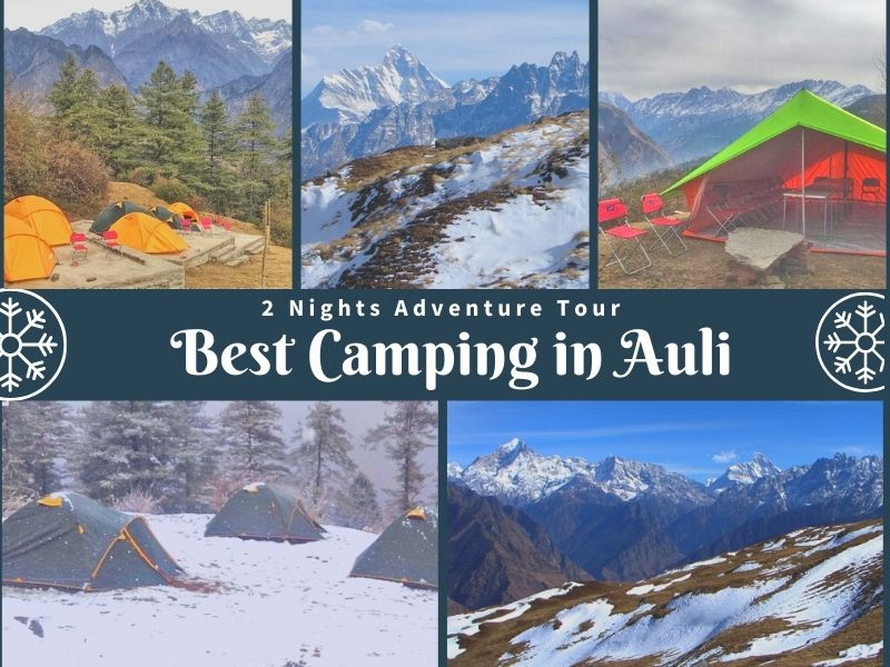 2 Nights Camping Package in Auli Photos
