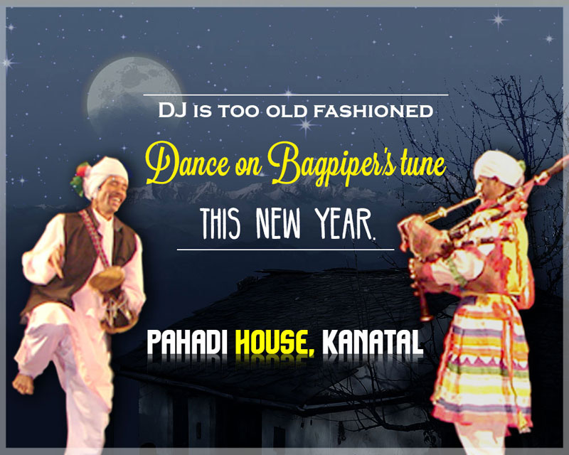 2 Nights Christmas New Year Package in Kanatal Pahadi House Photos