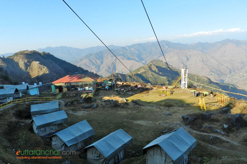 Budget Camping in Dhanaulti Photos