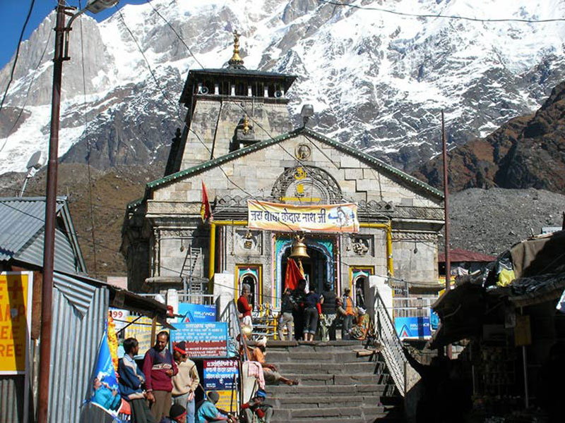 10 Days Chardham Fixed Departure Budget Package Photos