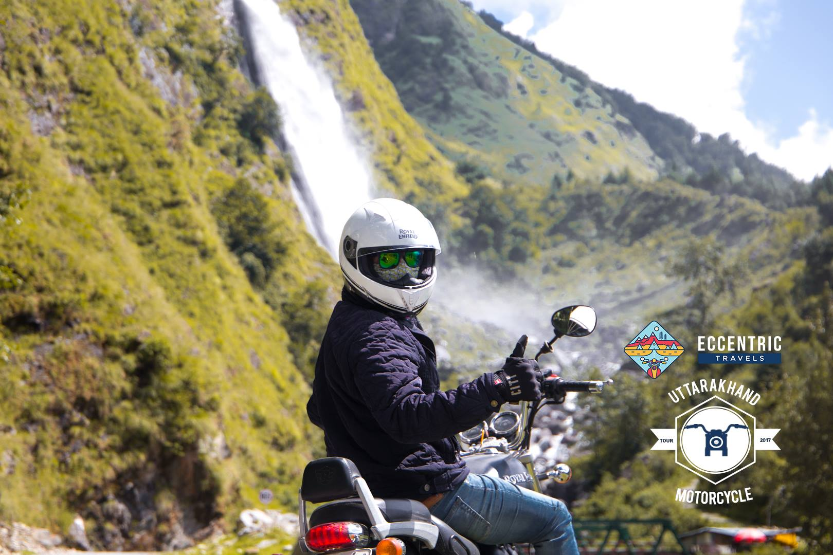 Uttarkhand Motorcycle Tour with Camping and Trekking Photos