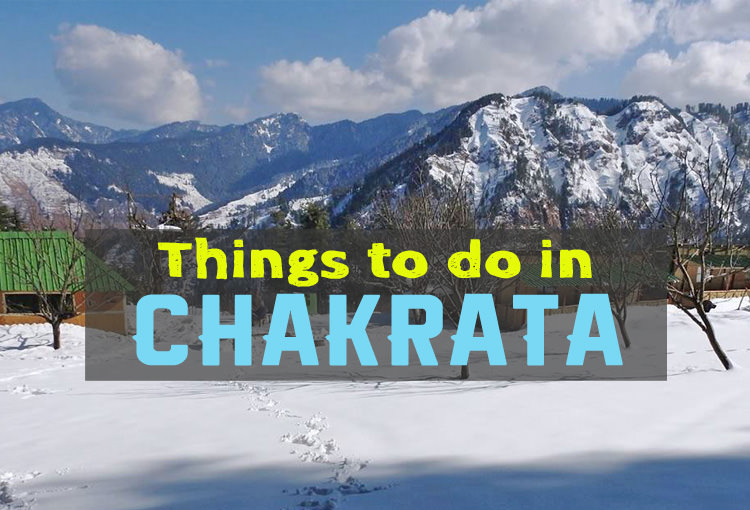Activities In Chakrata