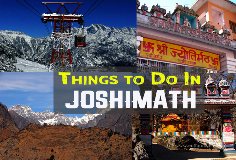 Activities In Joshimath