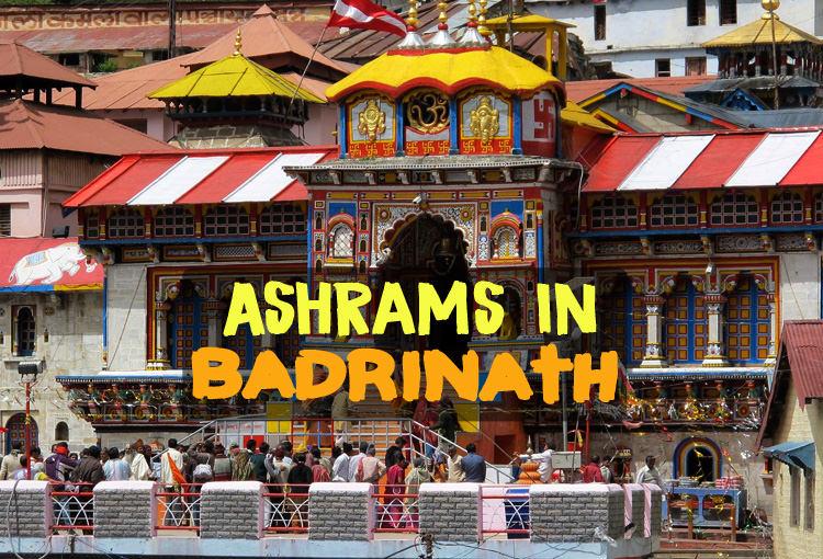 Ashrams in Badrinath