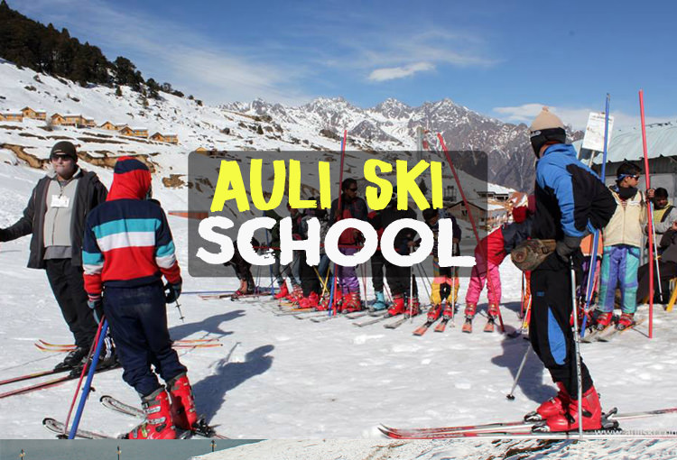 Auli Ski and Snowboard School