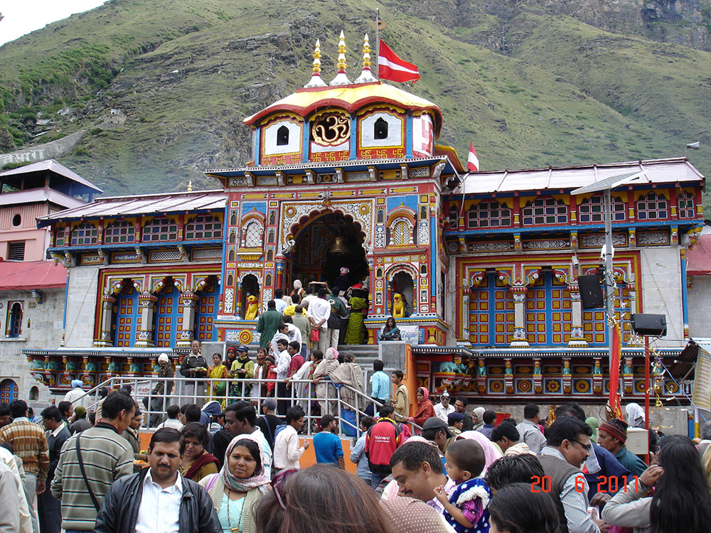 5 Days Kedarnath Badrinath Package From Haridwar Photos
