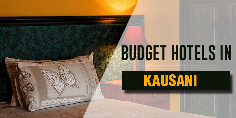 Budget Hotels in Kausani