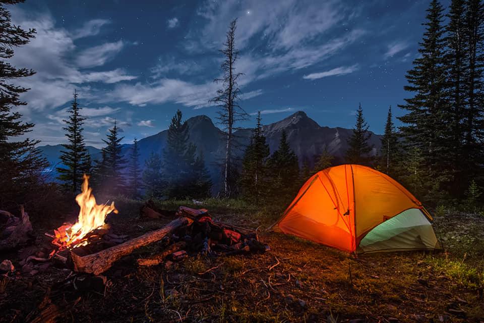 Camping in Chakrata