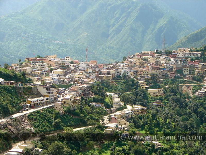 Chamba Tourism Chamba Uttarakhand Travel Guide - Chamba Hill ...