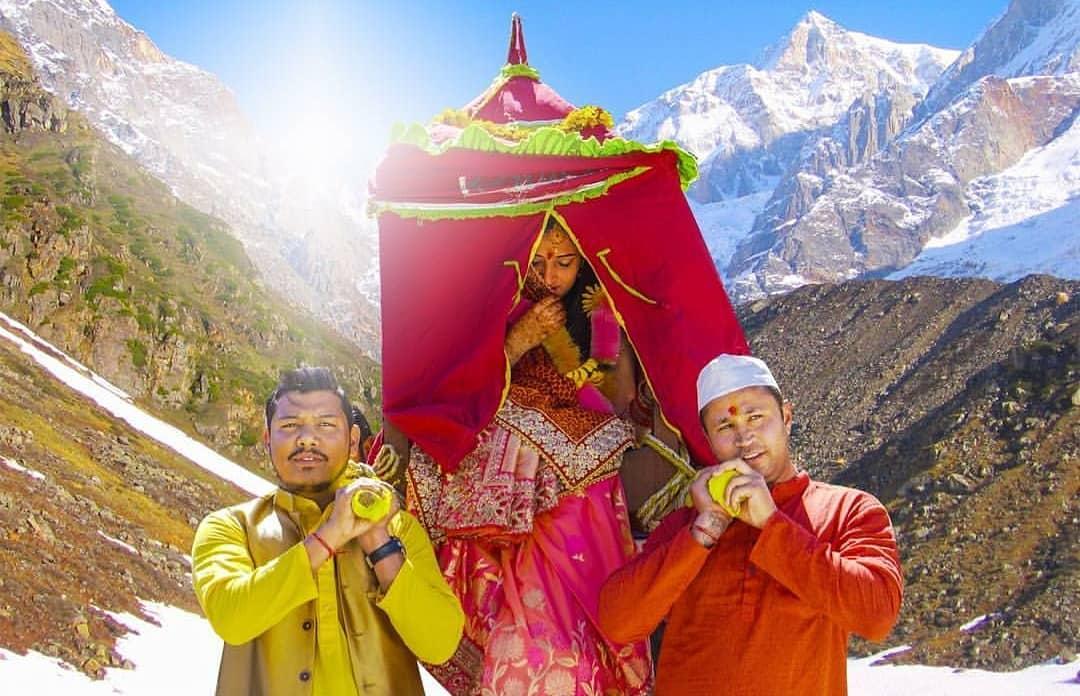 Destination Wedding In Garhwal Region