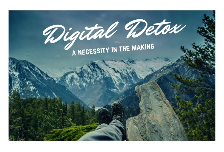 Digital Detox at Sankri