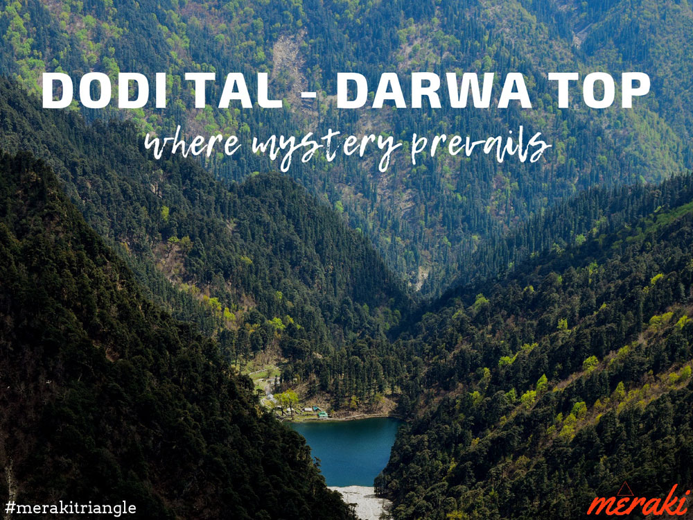 4 Nights Dodital with Darwa Top Trekking Tour Photos
