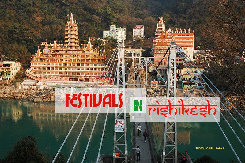 Festivals in Rishikesh