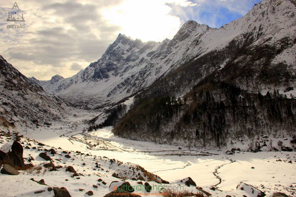 Har Ki Dun Winter Trek Photos