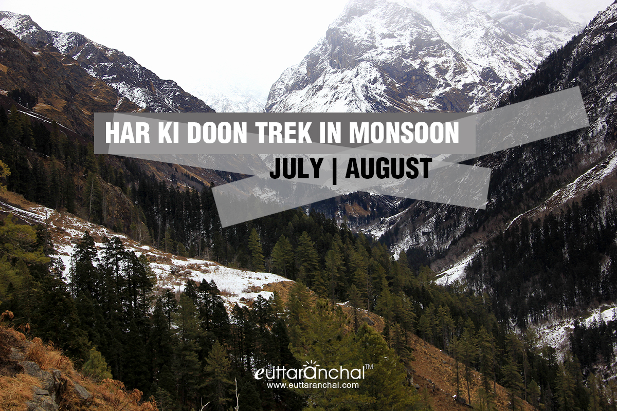 Har ki Dun in Monsoon