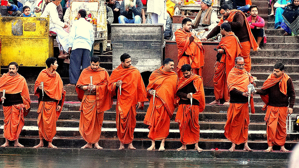 Haridwar Cultural Walk Tour Photos