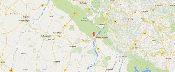 Haridwar Railway Station Haridwar Pictures - Haridwar ...