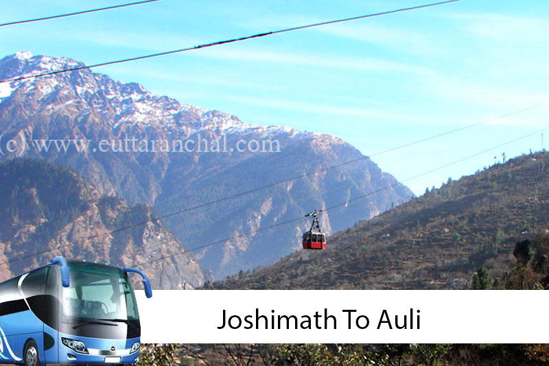 Joshimath To Auli