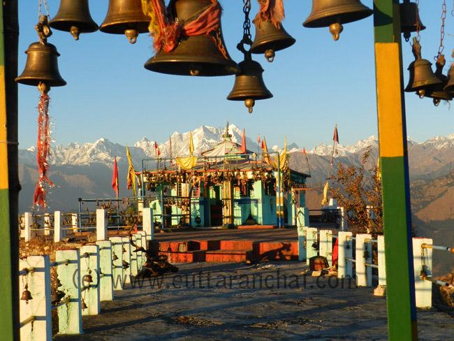 Kartikswami Temple and Kanakchauri Village Short Trekking Tour Photos