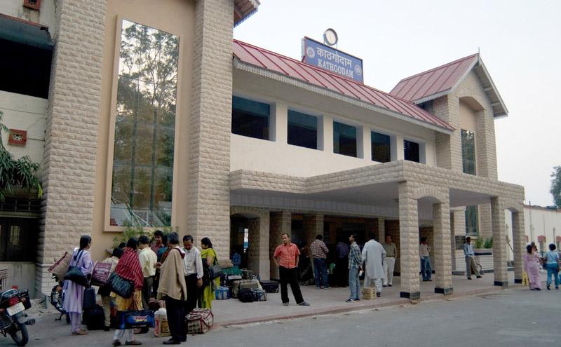 Image result for Kathgodam station