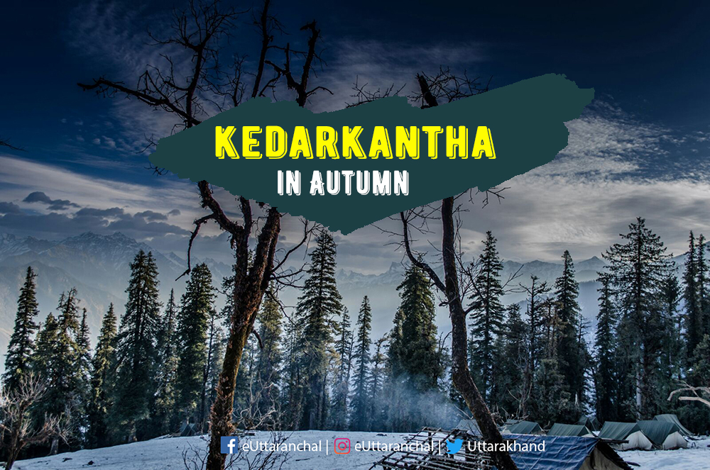 Kedarkantha in Autumn