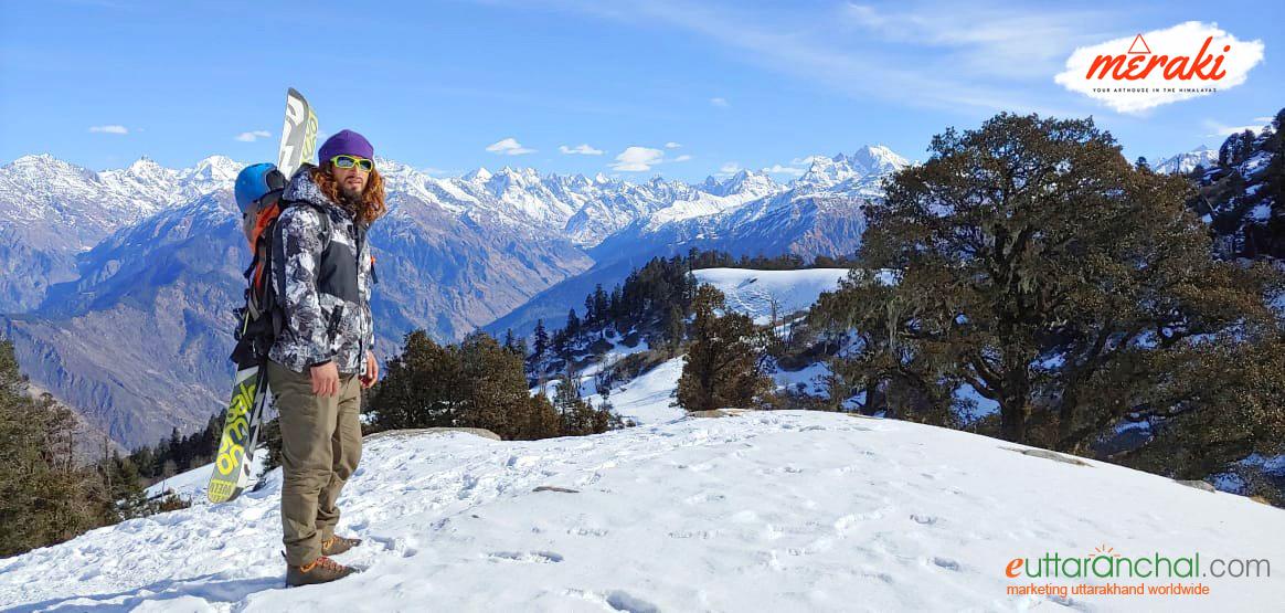 Alpine Skiing Course In Kedarkantha Photos