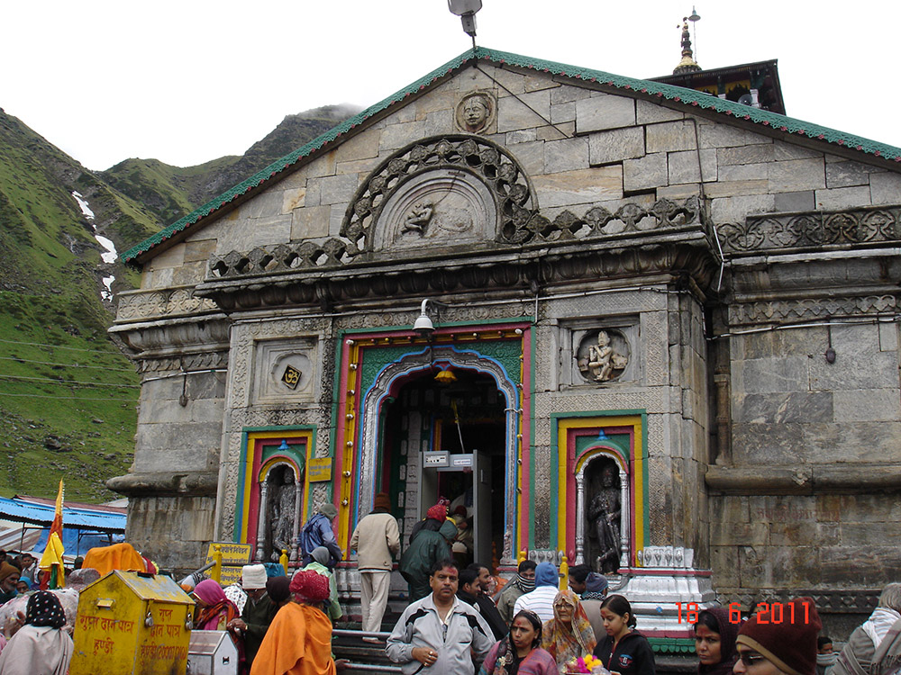 Panch Kedar Yatra with Badrinath Dham Photos