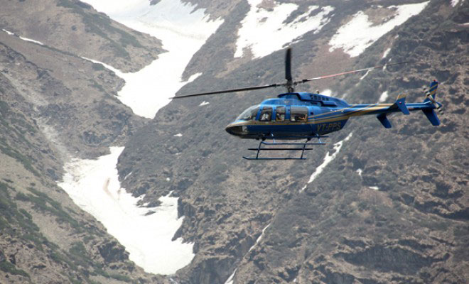 Chardham Yatra by Helicopter 6 Days Package Photos