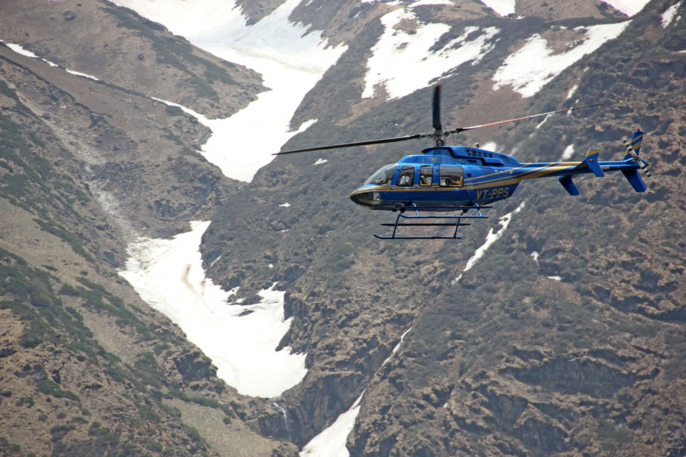 1 Night Char Dham Helicopter Tour Package ex-Dehradun Photos
