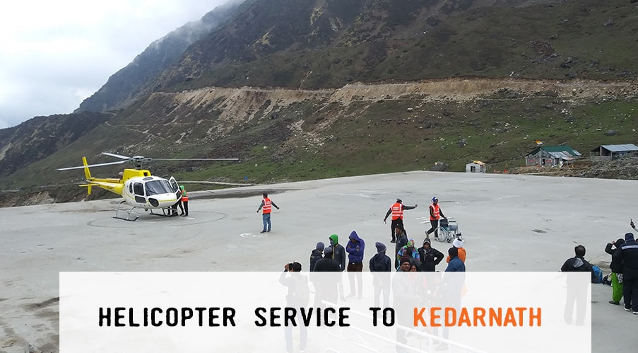 Helicopter Services To Kedarnath | Kedarnath Helicopter