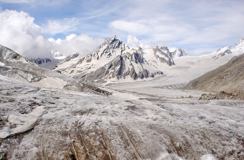 Khatling Glacier Trek via Malla Village Photos