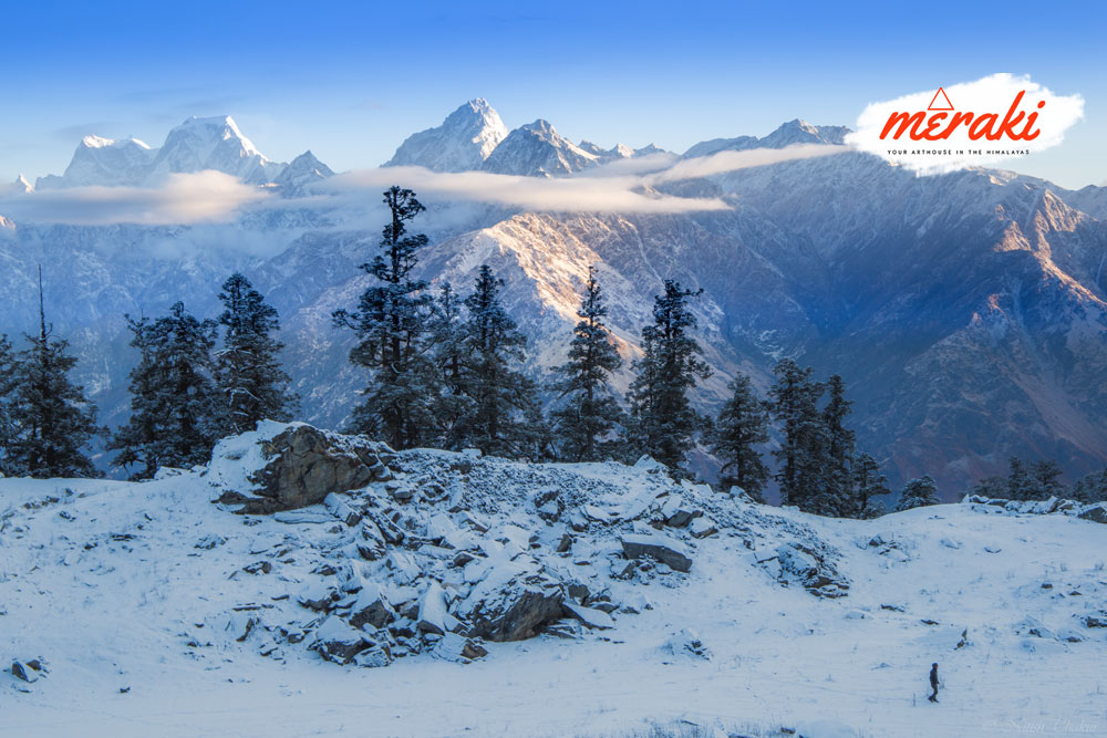 Kuari Pass 4 Nights Package ex-Joshimath Photos