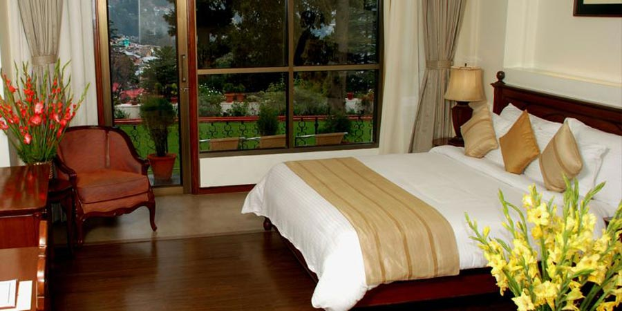 Luxury Hotels in Nainital